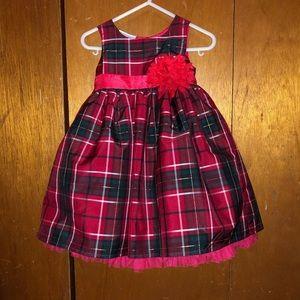 Beautiful Christmas dress.